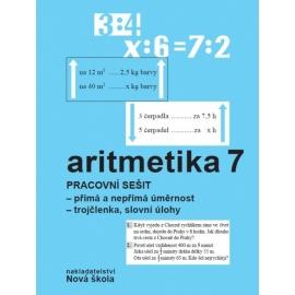 Aritmetika 7, pracovní sešit