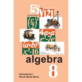 Algebra 8 , učebnice