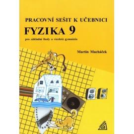 Pracovní sešit k učebnici Fyzika pro 9. r. ZŠ a víceletá gymnázia