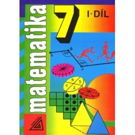 Matematika 7, 1. díl - Šarounová
