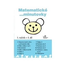 Matematické …minutovky 1. ročník / 1. díl