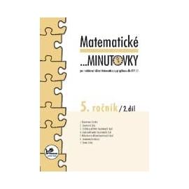 Matematické …minutovky 5. ročník / 2. díl
