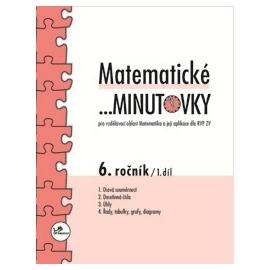 Matematické …minutovky 6. ročník / 1. díl