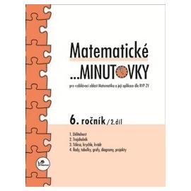 Matematické …minutovky 6. ročník / 2. díl