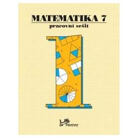 Matematika 7 – pracovní sešit 1. část