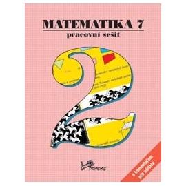 Matematika 7 – pracovní sešit 2. část s komentářem