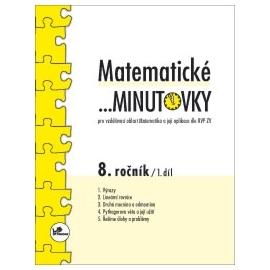 Matematické …minutovky 8. ročník / 1. díl