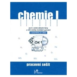 Chemie I – pracovní sešit s komentářem