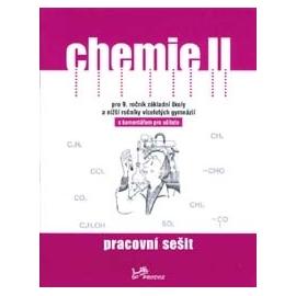 Chemie II – pracovní sešit s komentářem
