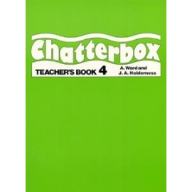 Chatterbox 4 - Teacher's Book