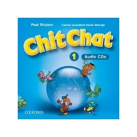 Chit Chat 1 - Audio CDs (2)