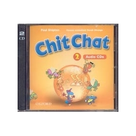 Chit Chat 2 - Audio CDs (2)