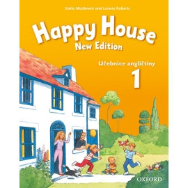 Happy House 1 - New Edition - Učebnice