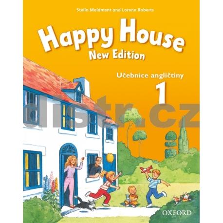 Happy House 1 - New Edition - Učebnice