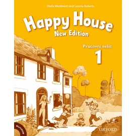 Happy House 1 - New Edition - Pracovní sešit s MultiROMem