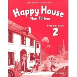 Happy House 2 - New Edition - Pracovní sešit s MultiROMem