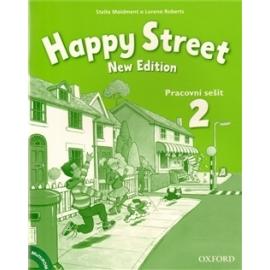 Happy Street 2 - New Edition - Pracovní sešit s MultiROMem