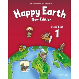 Happy Earth 1 - New Edition - Class Book