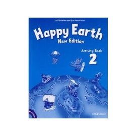 Happy Earth 2 - New Edition - Activity Book with MultiROM