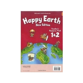 Happy Earth 1 & 2 - New Edition - Teacher's Resource Book