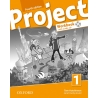 Project 1 - Fourth Edition - Pracovní sešit s poslechovým CD a přípravou na testování