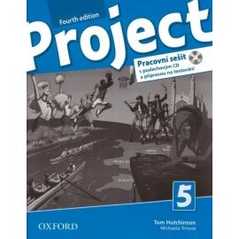 Project 5 - Fourth Edition - Pracovní sešit s poslechovým CD a přípravou na testování