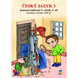Český jazyk 3, 2. díl (pracovní sešit) - nová řada