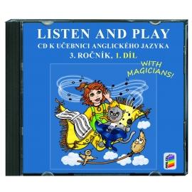 CD Listen and play 3, 1. díl (2 CD)