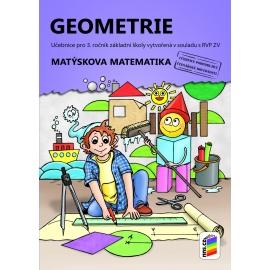 Geometrie, učebnice pro 3. ročník, Matýskova matematika