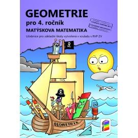 Geometrie, učebnice pro 4. ročník, Matýskova matematika