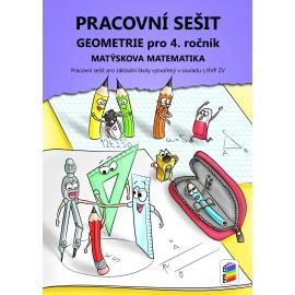 Geometrie, pracovní sešit pro 4. ročník, Matýskova matematika