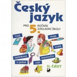 Český jazyk pro 5. r. ZŠ – 2. část