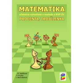Matematika - Procenta a trojčlenka (učebnice)