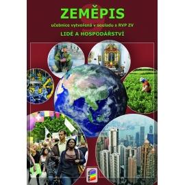 Zeměpis 9 - Lidé a hospodářství (učebnice)