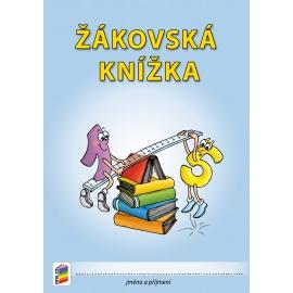 Žákovská knížka pro 3.–9. ročník - nová bez předmětů