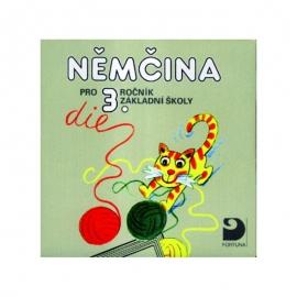 Němčina pro 3. r. – CD