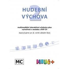 MIUč+ Hudební výchova 2 - školní multilicence