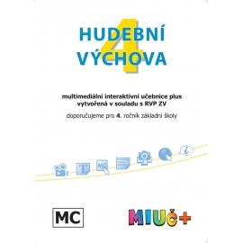 MIUč+ Hudební výchova 4 - školní multilicence