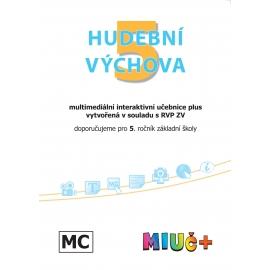 MIUč+ Hudební výchova 5 - školní multilicence
