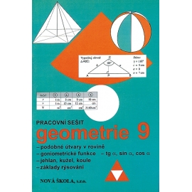 Geometrie 9 (pracovní sešit)