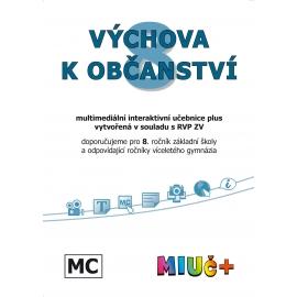 MIUč+ Výchova k občanství 8 - jeden rok na zkoušku