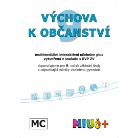 MIUč+ Výchova k občanství 9 - jeden rok na zkoušku