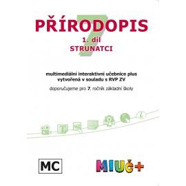 MIUč+ Přírodopis 7, 1. díl - Strunatci - školní multilicence