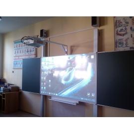 Tabule Degen 200x120 + interaktivní dataproejektor Panasonic