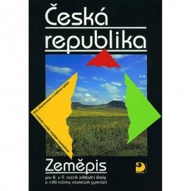 Česká republika – Zeměpis pro 8. a9. r. ZŠ