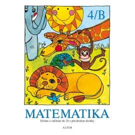 Matematika - sešit č. 4/B