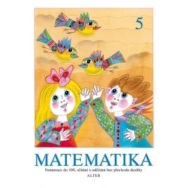 Matematika - sešit č. 5
