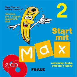 Start mit Max 2 CD /2ks/