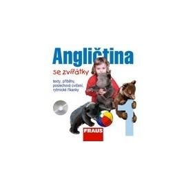 Angličtina se zvířátky 1 CD /1ks/