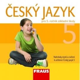 Český jazyk 5 pro ZŠ CD /1ks/